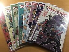 Marvel THE DEFENDERS #1 2 3 4 5 6 7 8 IRON FIST Dodson & Fraction SHIPS FREE!