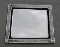 PLATEAU A CARTES EN ARGENT MASSIF ART NOUVEAU Sterling Silver Small Tray