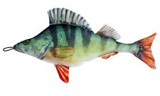 Fish Pillow | Cushion | Perch | 42cm long