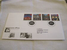 GB Stamps / Royal Mail First day cover / FDC -1997 British Post Offices