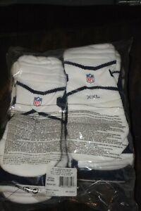 NFL Team Game Issued Navy Throwback 6 Pack Compression Socks Dallas Cowboys XXL
