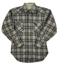 VTG Pendleton Mens Medium Long Sleeve High Grade Western Wear Pearl Snap Shirt