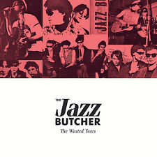 Wasted Years Jazz Butcher Audio CD