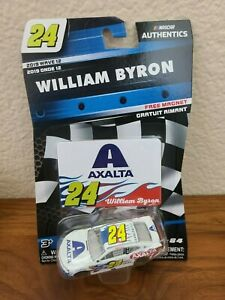 2019 Wave 12 William Byron Axalta Flames of Independence 1/64 NASCAR Authentics