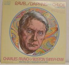Daphnis & Chloe - Ravel  - Charles Munch Boston Symphony  33RPM 060516 TLJ