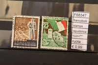 FRANCOBOLLI STAMPS ITALY REPUBBLICA RUOTA NUOVI**  (F68347)