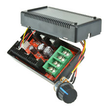 MAX 10-50V 2000W 40A 12V 24V 48V DC Motor Speed Control PWM HHO RC Controller