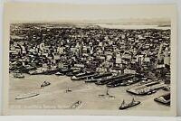 Seattle's Famous Harbor Washington State Postcard G14