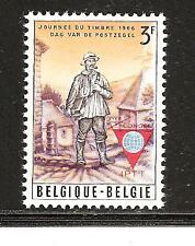 Belgium # 673 Mnh P. T. T. Congress Brussels