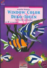 Window Color Von Angelika Wagner mit Bastelbogen