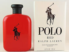 TST Polo Red Ralph Lauren 4.2oz 125ml Eau de Toilette Spray For Men