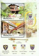 100 Years Universiti Malaya Malaysia 2005 University School Academic (ms) MNH