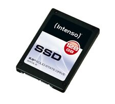 Intenso TOP SSD 128 GB, Solid State Drive (schwarz, SATA 600, Bulk)