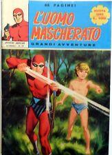 AVVENTURE AMERICANE NUOVA SERIE N.17 1971 L'UOMO MASCHERATO