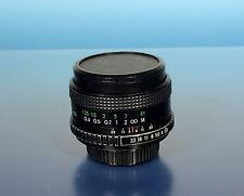 Exakta 24mm/2.8 MC Macro Objektiv lens objectif für M42 - (91715)