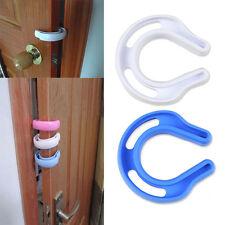 2pcs C-Typ Tür Kommode Sperrung aus Kunststoff Anti-Fingerklemmen Babysicherheit