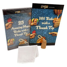 Magic Thumb Tip Trick Kit From Royal Magic - Gimmick, Booklet and Instructional