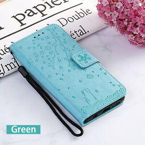 For iPhone 11 XR XS Max 6S 7 8plus Phone Case Magnetic Leather Flip Wallet Cover