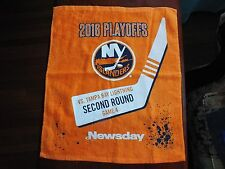 NEW YORK ISLANDERS 2016 PLAYOFFS ROUND TWO GAME 4 RALLY TOWEL VS LIGHTNING