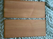 More details for african mahogany back and sides set. suitable for acoustic guitar
