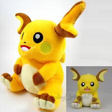 New Pokemon Anime Animal Plush Raichu Electric Soft Cute Toy Collectible PKM#026