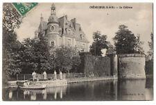 CPA 77 - CREVECOEUR (Seine et Marne) - Le Château - Coll. L. D. B.