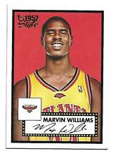Marvin Williams - Topps 1952 Style -  2005 - Rookie Card
