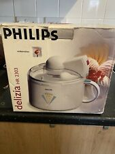 ice cream maker Philips