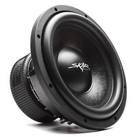 "NEW SKAR AUDIO VVX-12V3 D2 12"" 1200W MAX POWER DUAL 2 SUBWOOFER"