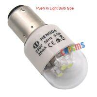 LED-BA15D Ampoule 220V pour Kenmore PFAFF Bernina SINGER HOME COUTURE