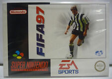 FIFA SOCCER 97 EA SPORTS - SNES SUPER NINTENDO PAL BOXED