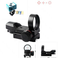 Holographic Laser Sight Scope Reflex For Red /Green Dot Reticle Picatinny Rail