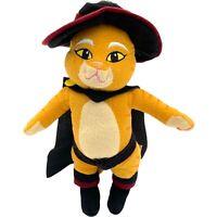Dreamworks Puss in Boots Shrek Plush Stuffed Animal Toy 23cm 2014