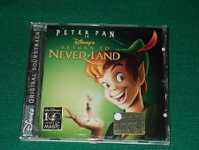 Peter Pan - Return to Neverland  Colonna sonora