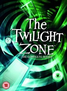 THE TWILIGHT ZONE- THE COMPLETE SERIES- DVD