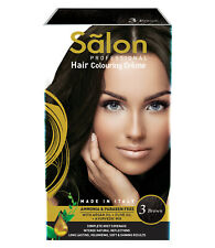 SALON PROFESSIONAL HAIR COLOR AMMONIA & PARABEN FREE WITH ARGAN OR OLIVE OIL