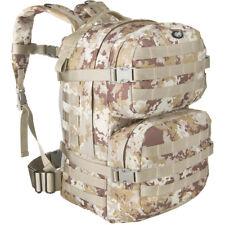 MFH Rugzak Assault II Tactisch Wandelen Reizen Backpack Vegetato Desert Camo