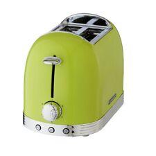 SCHNEIDER SL T2.2 LG RETRO Toaster mit Brötchenaufsatz 2-Scheiben SLT2.2LG GRÜN
