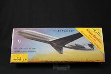 YQ046 HELLER 1/100 maquette avion R.L.318 Caravelle série limitée numérotée 3334