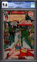 Adventure Comics 415 CGC Graded 9.6 NM+ DC Comics 1972