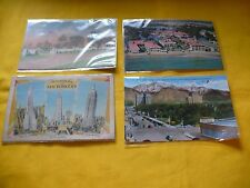 Military Frank Vintage Postcards 1940s New York Missouri Miami Beach Ogden, Utah