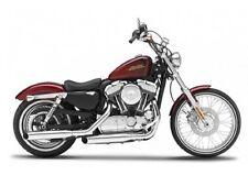 Maisto 1:12 Harley Davidson 2012 XL 1200V SEVENTY TWO 72 MOTORCYCLE BIKE Model