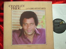 Charley Pride - Greatest Hits (1981) USA LP RCA AHL1-4151