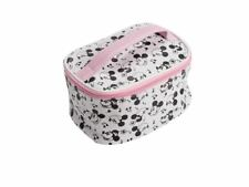 Disney Mickey Mouse Bath Bag hanging travel pouch case White and pink