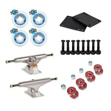 Independent 159 Polished Trucks With Ricta 56mm Wheels Skateboard Combo