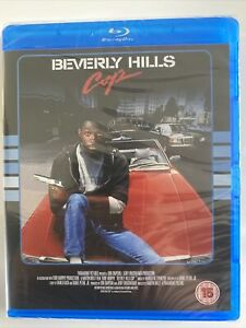 Beverly Hills Cop NEW SEALED BLU RAY