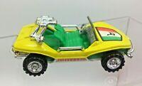 Corgi Toys Whizzwheels 392 Bertone Shake Buggy Car Yellow/Green - Minty