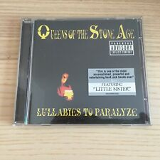 Queens of the Stone Age _ Lullabies To Paralize _ CD Album _ 2005 Interscope