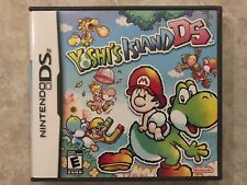 Yoshi's Island DS ( Nintendo DS ), Complete w/Case & Manual