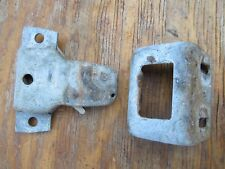 1966 Mercury Comet Trunk Latch & Catch - Good Working Condition